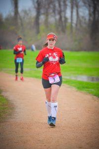 Jessica running