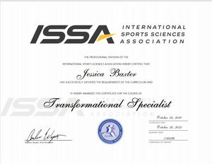 Transformational Specialist